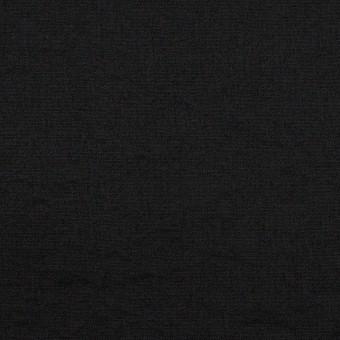 シルク&ナイロン×無地(ブラック)×ポプリンワッシャー