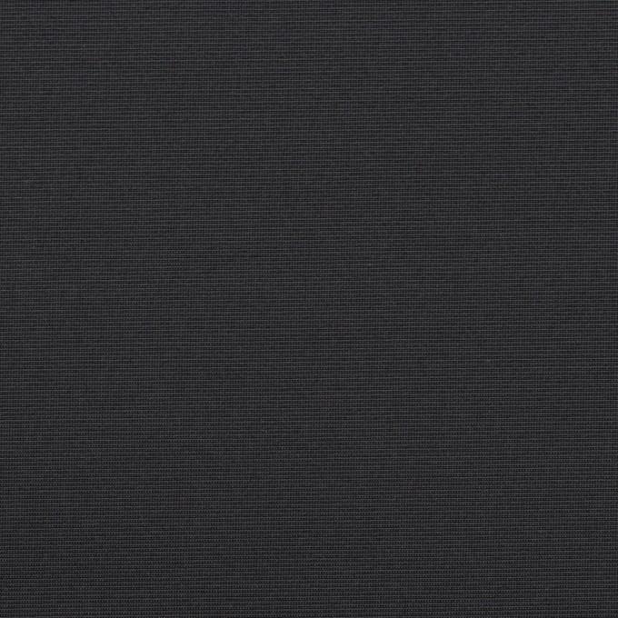 コットン&ポリエステル×無地(チャコール)×ポプリンストレッチ イメージ1