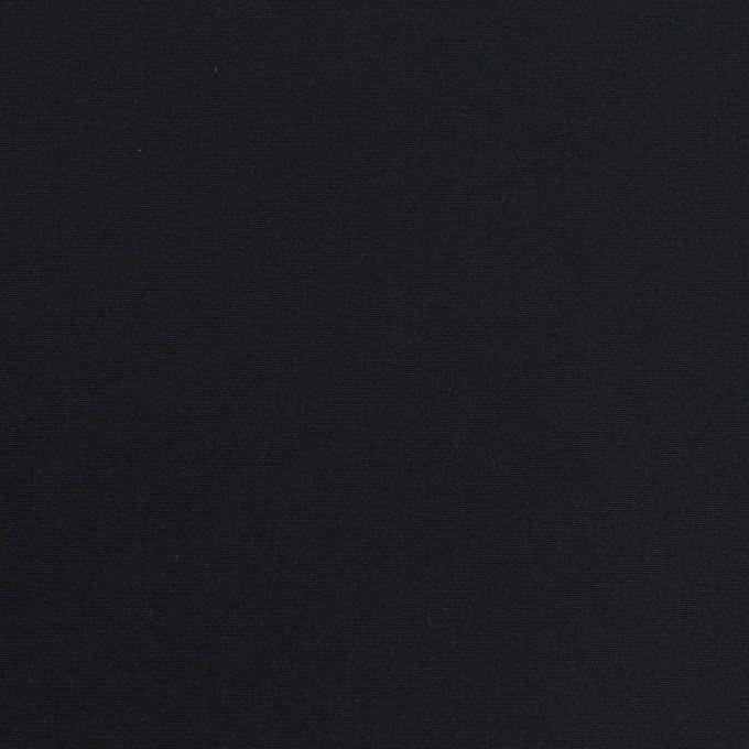 ポリエステル×無地(ダークネイビー)×形状記憶シャンブレータフタ イメージ1