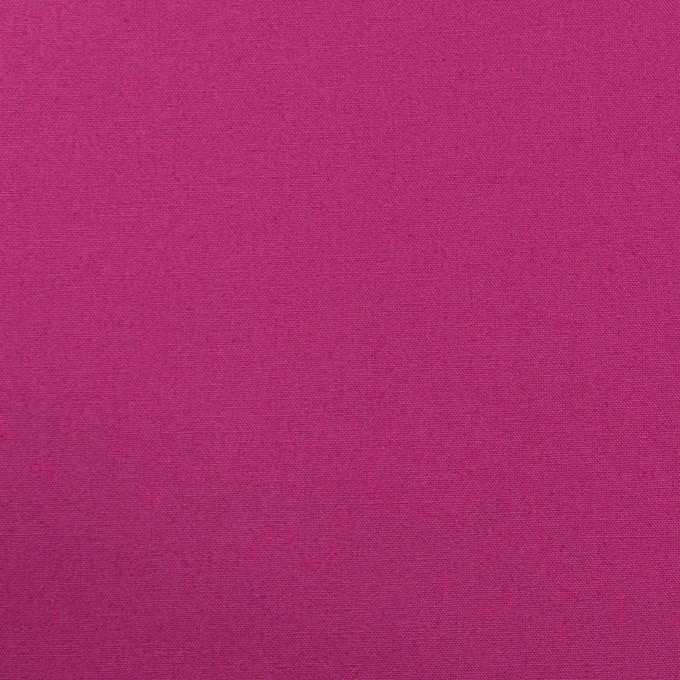 コットン&ポリウレタン×無地(チェリーピンク)×ブロードストレッチ_全2色 イメージ1