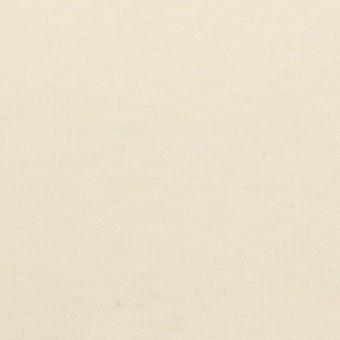 ウール×無地(クリーム)×圧縮ニット