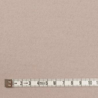 ウール×無地(アッシュベージュ)×圧縮ニット サムネイル4