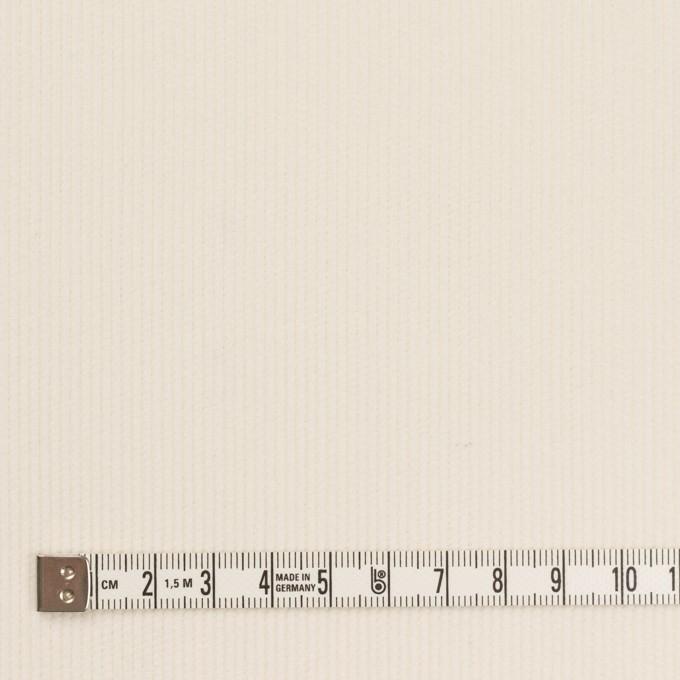 コットン×無地(アイボリー)×中細コーデュロイ_全3色 イメージ4