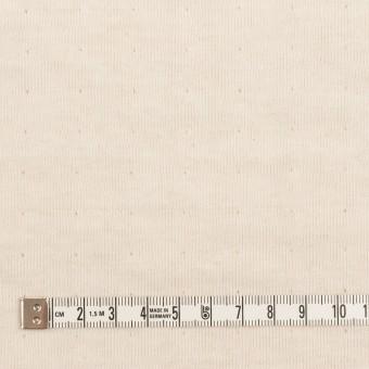ウール&コットン×無地(エクリュ)×W天竺ニット_全4色 サムネイル6