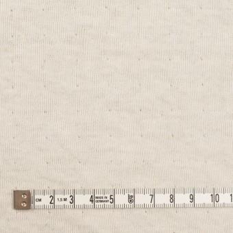 ウール&コットン×無地(アッシュブラウン)×W天竺ニット_全4色 サムネイル6