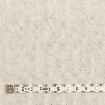 ウール&コットン×無地(チャコール)×W天竺ニット_全4色 サムネイル6
