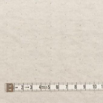 ウール&コットン×無地(ネイビー)×W天竺ニット_全4色 サムネイル6