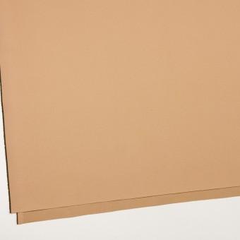 コットン&ポリエステル×無地(コルク)×二重織_イタリア製 サムネイル2