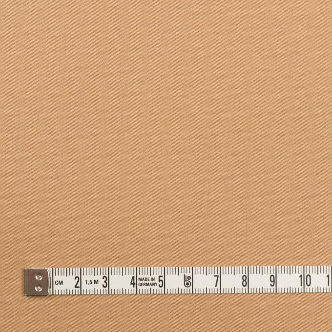 コットン&ポリエステル×無地(コルク)×二重織_イタリア製 イメージ4