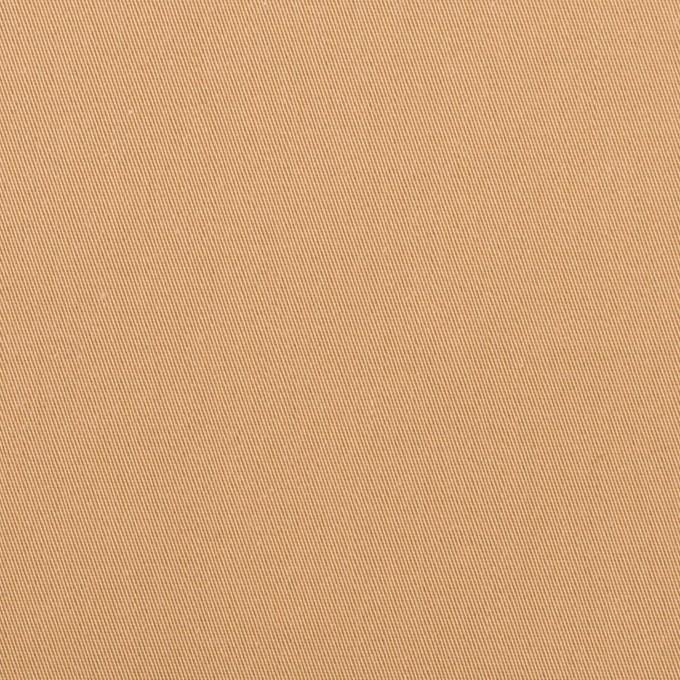 コットン&ポリエステル×無地(コルク)×二重織_イタリア製 イメージ1