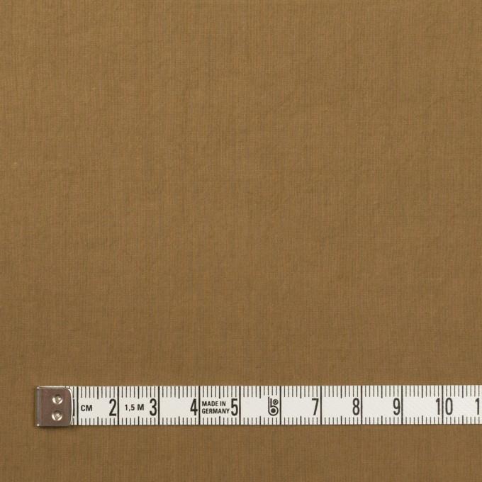 コットン×無地(ローアンバー)×タイプライター(高密ローン)・ワッシャー イメージ4