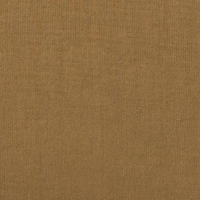 コットン×無地(ローアンバー)×タイプライター(高密ローン)・ワッシャー イメージ1