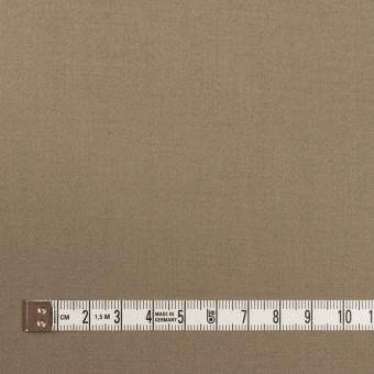 コットン&ポリウレタン×無地(アッシュカーキ)×サテンストレッチ サムネイル4