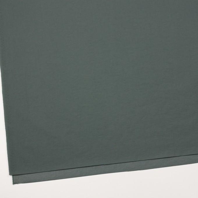 ナイロン×無地(スレートグリーン)×タッサーポプリン_全2色 イメージ2