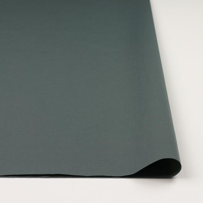 ナイロン×無地(スレートグリーン)×タッサーポプリン_全2色 イメージ3