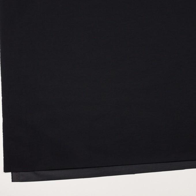 ナイロン×無地(ブラック)×タッサーポプリン_全2色 イメージ2