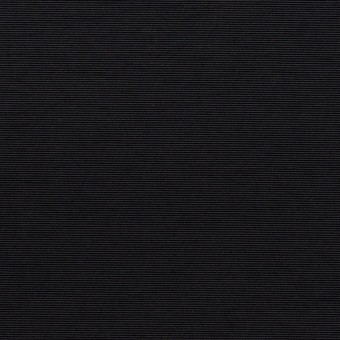 ナイロン×無地(ブラック)×タッサーポプリン_全2色