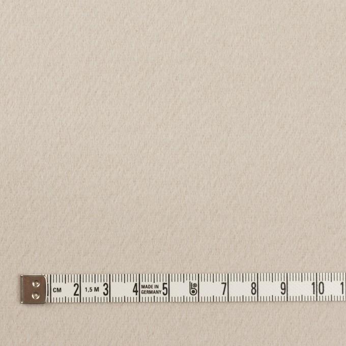 ウール×無地(オイスター)×ビーバー イメージ4