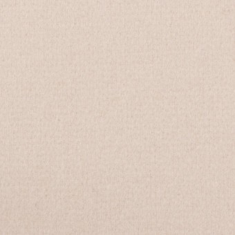 ウール×無地(エクリュ)×ソフトメルトン サムネイル1