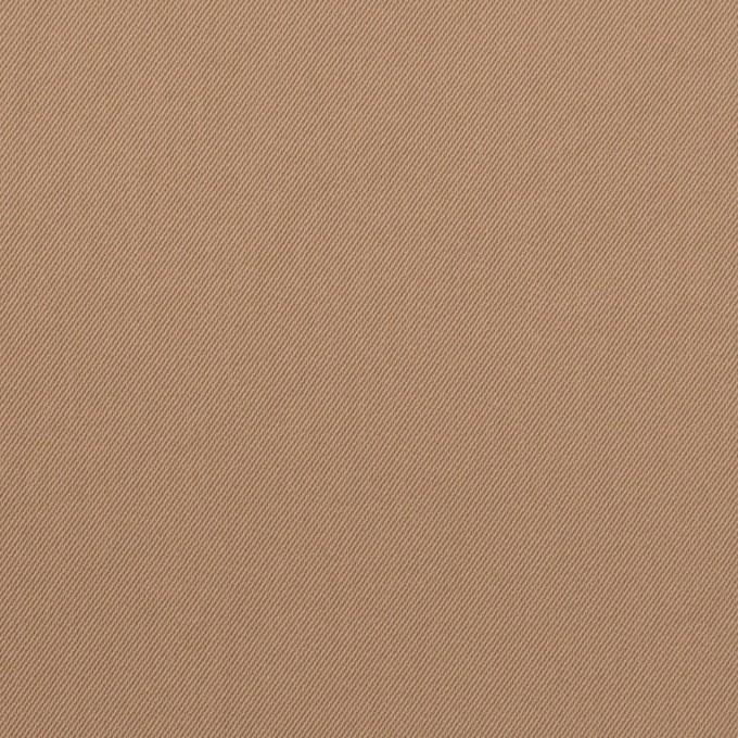 ナイロン&コットン混×無地(オークル)×サージストレッチ_全5色 イメージ1