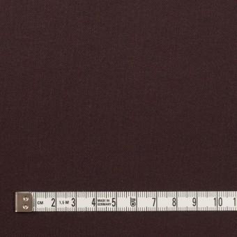 ナイロン&コットン混×無地(レーズン)×サージストレッチ_全5色 サムネイル4
