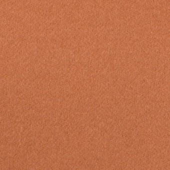 ウール&カシミア×無地(パーシモンオレンジ)×ビーバー サムネイル1