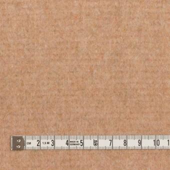 ウール&アクリル混×無地(オレンジ&ベージュ)×Wフェイス・フリース サムネイル6