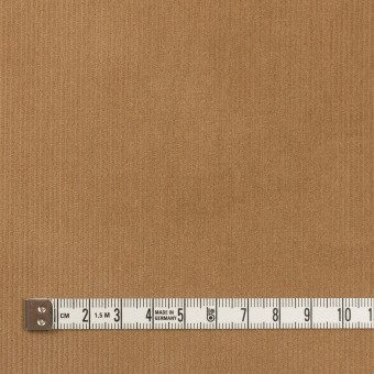 コットン&ポリウレタン×無地(カーキベージュ)×中細コーデュロイ・ストレッチ_全4色 サムネイル4