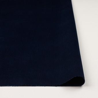 コットン&ポリウレタン×無地(ネイビー)×中細コーデュロイ・ストレッチ_全4色 サムネイル3