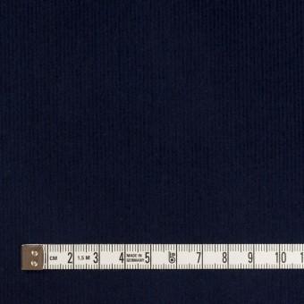 コットン&ポリウレタン×無地(ネイビー)×中細コーデュロイ・ストレッチ_全4色 サムネイル4