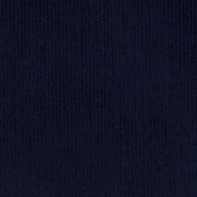 コットン&ポリウレタン×無地(ネイビー)×中細コーデュロイ・ストレッチ_全4色 イメージ1