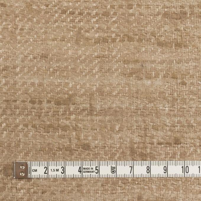 シルク×無地(セピア)×かわり織 イメージ4