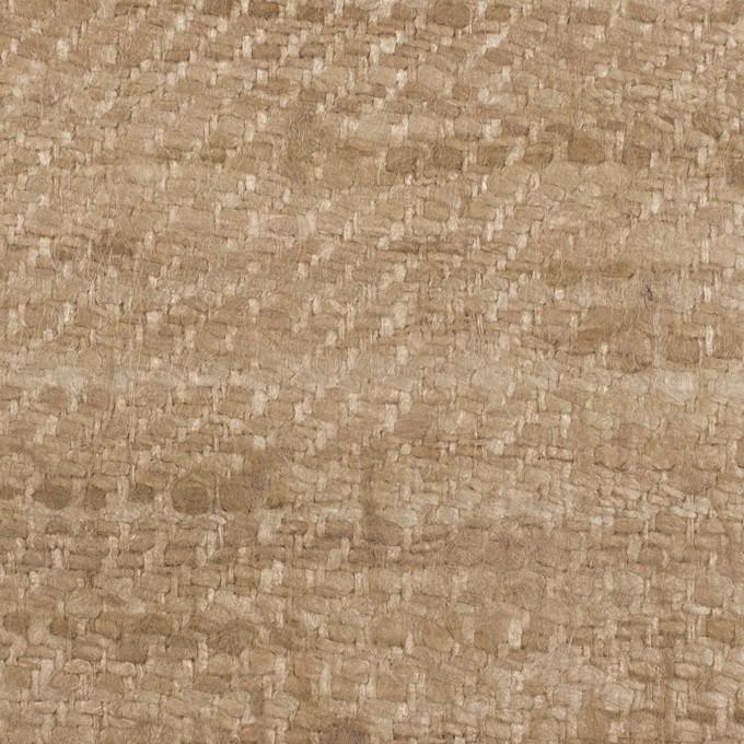 シルク×無地(セピア)×かわり織 イメージ1