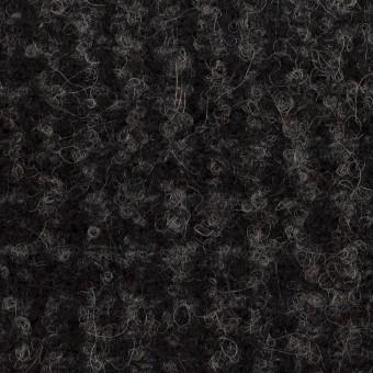 アクリル&ポリエステル混×チェック(チャコール)×ファンシーツイード_全3色 サムネイル1