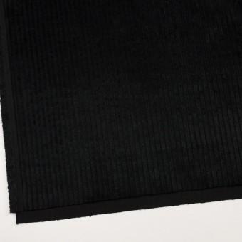 コットン×無地(ブラック)×極太コーデュロイ サムネイル2