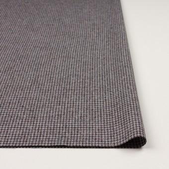 ウール&ポリエステル×チェック(ブルーグレー)×千鳥格子_全3色 サムネイル3