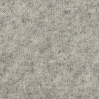 アクリル&ウール混×無地(ライトグレー)×W天竺ニット サムネイル1
