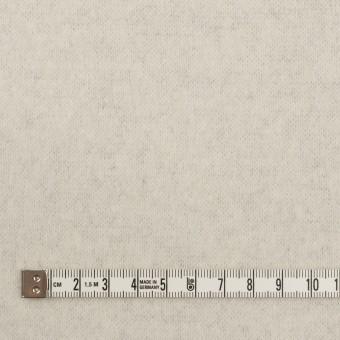 アクリル&ウール混×無地(ライトグレー)×W天竺ニット サムネイル6