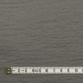 ウール&コットン×無地(セージグリーン)×W天竺ニット サムネイル6