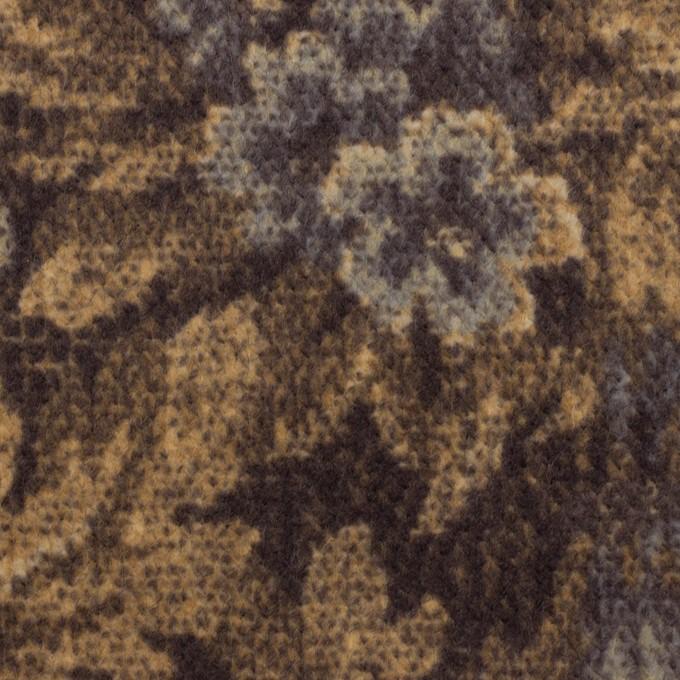 コットン×ボタニカル(ウィステリア&カスタード)×ドビーコーデュロイ_全5色 イメージ1