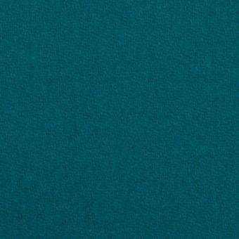 ウール×無地(エメラルドブルー)×カルゼ サムネイル1