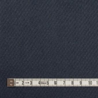 ウール&ナイロン×無地(ダブグレー)×カルゼ サムネイル4