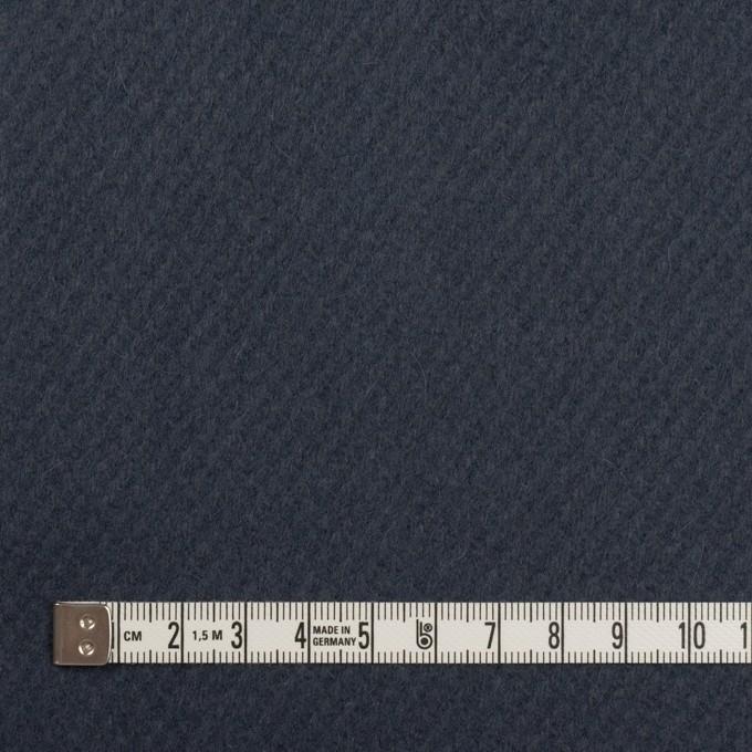 ウール&ナイロン×無地(ダブグレー)×カルゼ イメージ4