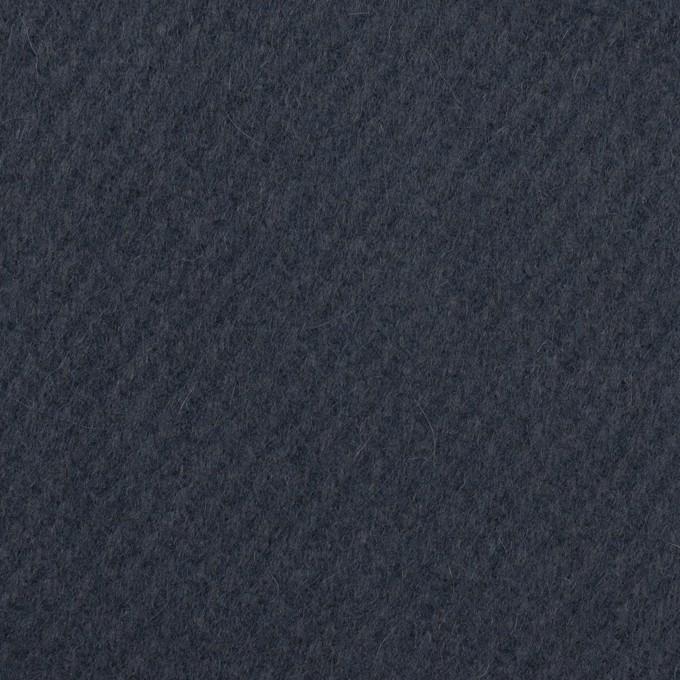 ウール&ナイロン×無地(ダブグレー)×カルゼ イメージ1