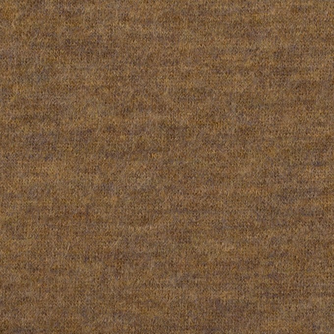 ウール&ナイロン×無地(ジンジャー)×圧縮ニット イメージ1