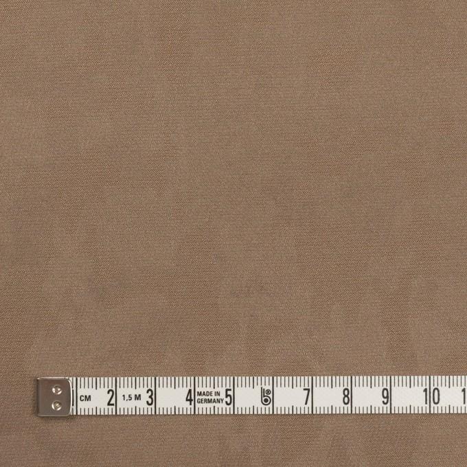 コットン&レーヨン混×幾何学模様(カーキベージュ)×ジャガード・ストレッチ イメージ4