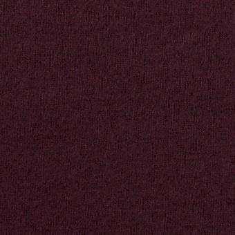 ウール×無地(レーズン)×圧縮ニット サムネイル1