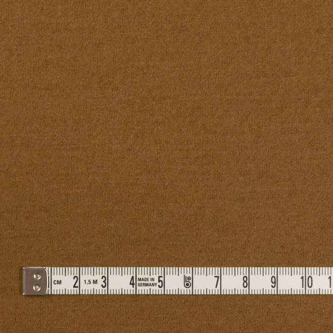 ウール×無地(ジンジャー)×圧縮ニット_全3色 イメージ4