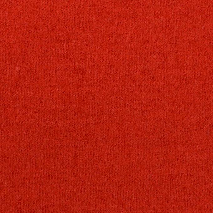 ウール×無地(パッションレッド)×圧縮ニット_全3色 イメージ1