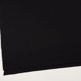 ウール×無地(ブラック)×圧縮ニット_全3色 サムネイル2